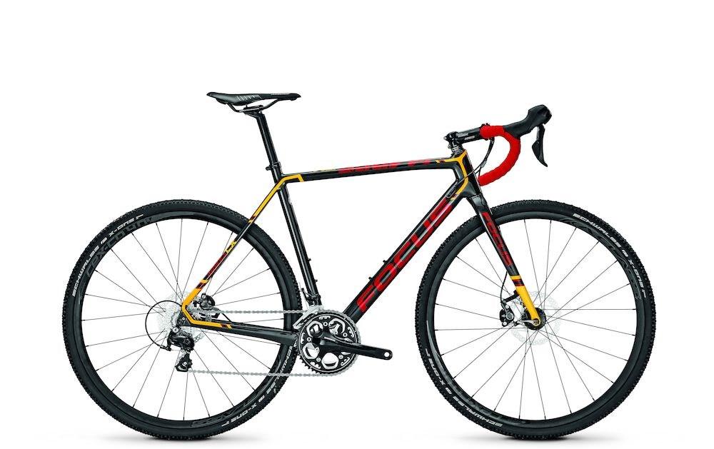2017 Focus Mares 105 Carbon Cyclocross Bike 2 399 01