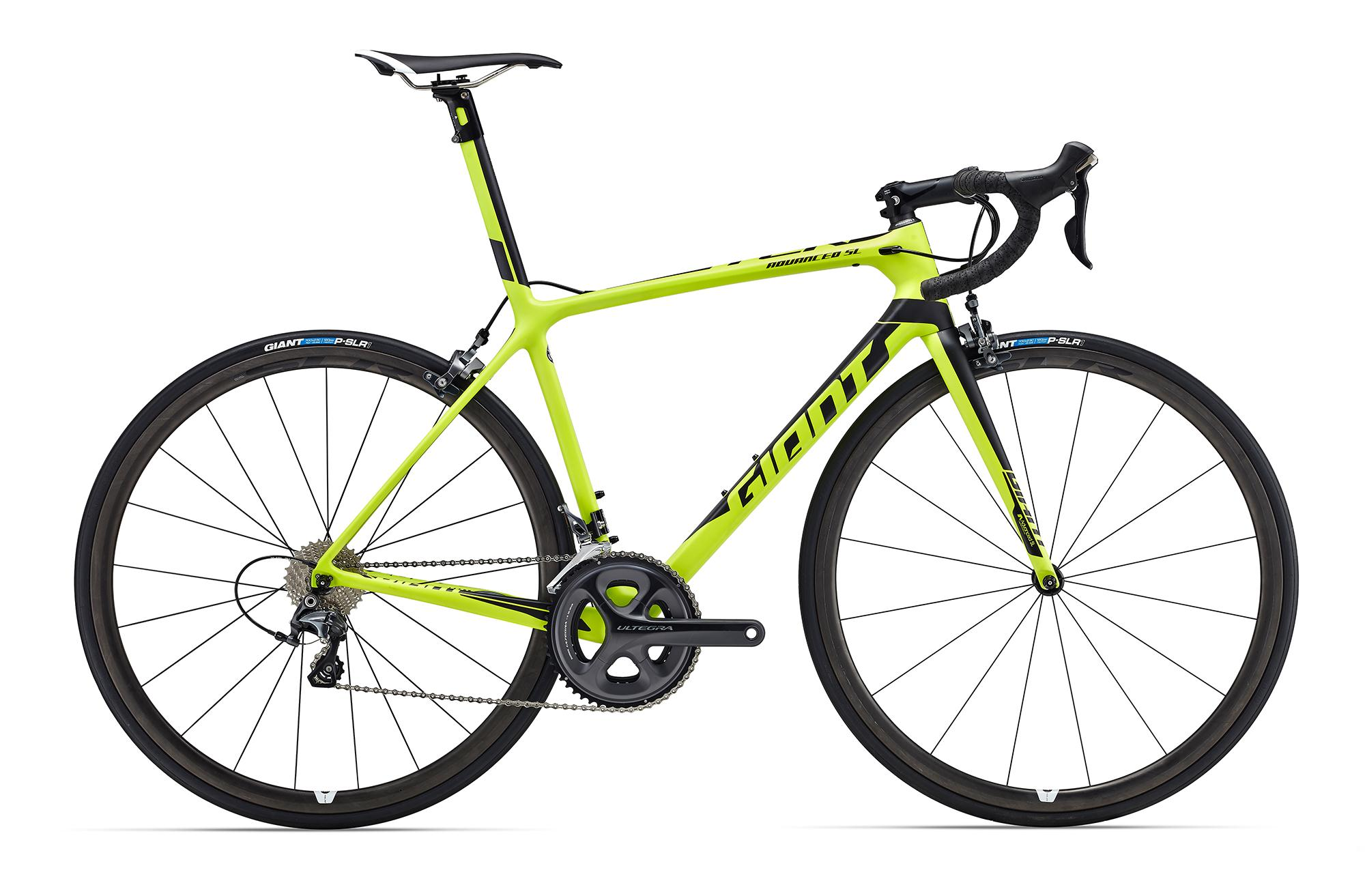 2016 Giant TCR Advanced SL 2 Carbon Road Race Bike £2,399 20