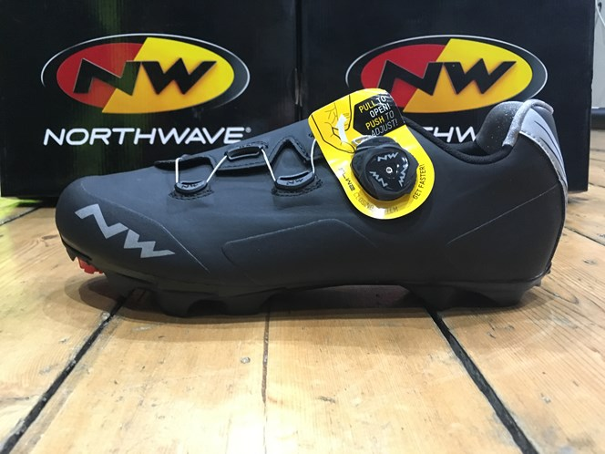 Northwave Winter MTB Shoe Raptor TH Weather Proof and Warm