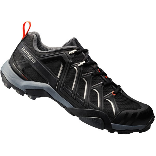 Shimano MT34 Trail Leisure Touring Cycling Shoes Black/Red
