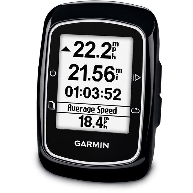 Garmin Edge 200 GPS Enabled Cycle Computer Black
