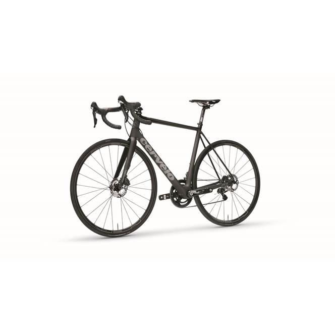 2016 Cervelo R3 Disc Brake Carbon Road Bike Grey/Black