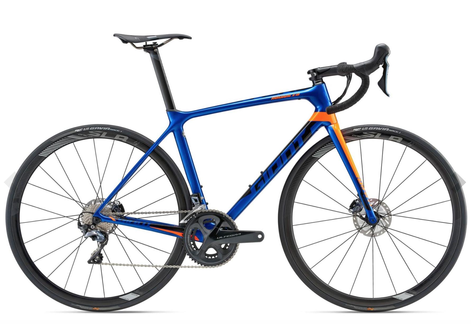 2018 Giant TCR Advanced Pro 1 Disc Brake Carbon Road Bike £2,399 20